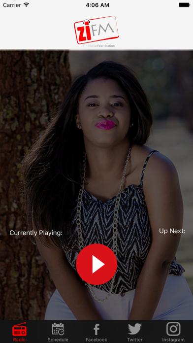 ZiFM Stereo screenshot one