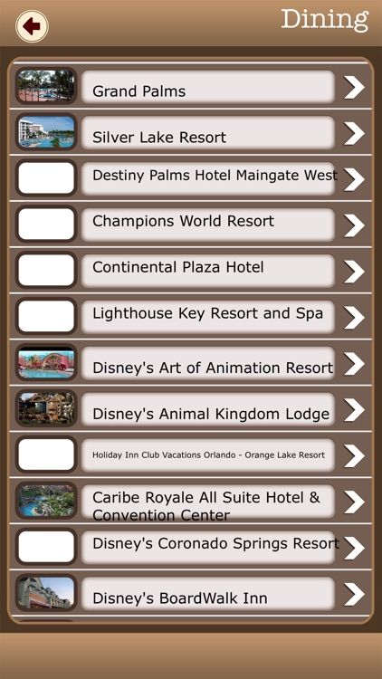 Best App For Walt Disney World Guide screenshot-4