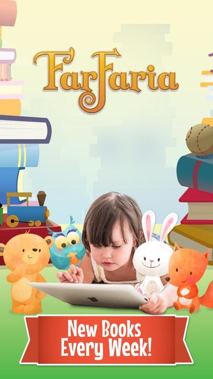 FarFaria Stories To Read Along screenshot-3