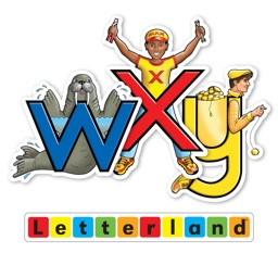 Letterland Stories WXY