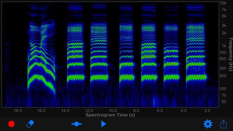 Audio Spectrogram