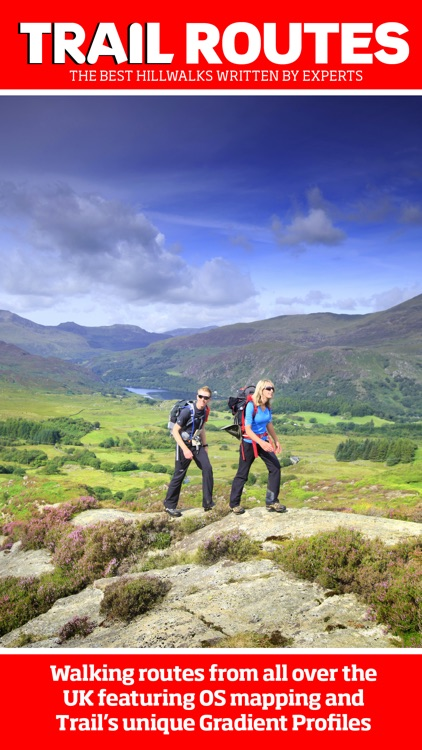 Trail Magazine: for adventure walking in the hills