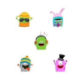 Job Emoni Emoji - Sticker