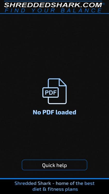 PDF Reader SS