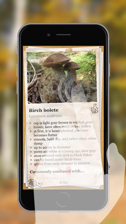 The Mushroom Book PRO