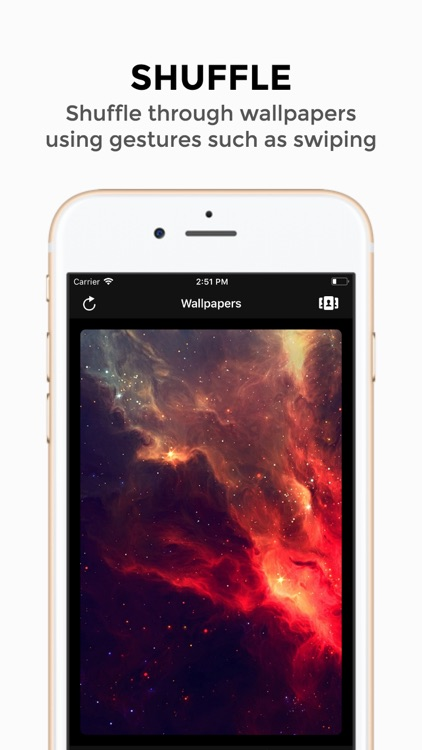 Wallpapers - Space screenshot-3