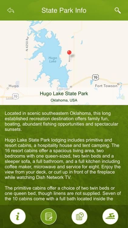 Oklahoma State Parks screenshot-3
