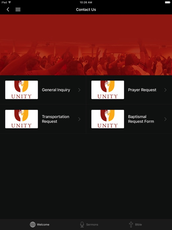 Unity Gospel House of Prayer screenshot 6