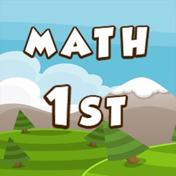 Math Game 1st Grade - Count Addition Subtraction