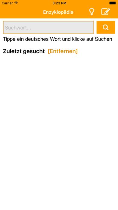 Enzyklopädie (DE) screenshot one