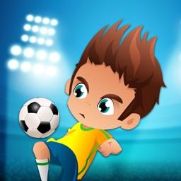 Soccer Floors - Step by step