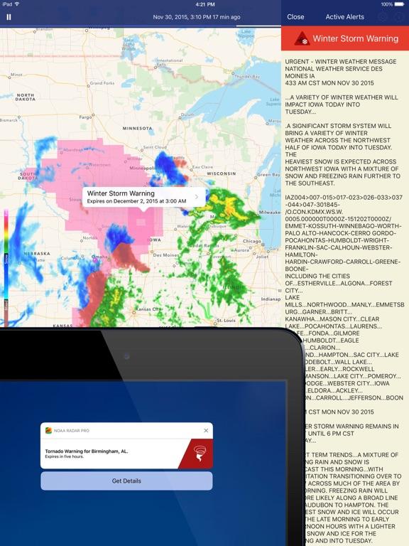 Mac Weather Advisories