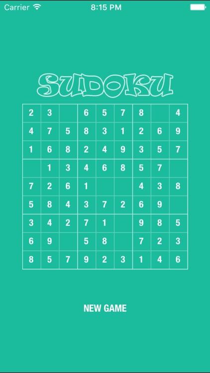 Sudoku - Unique Sudoku Puzzle Game