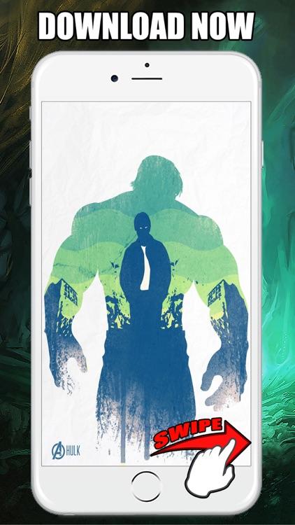 Superhero HD Wallpaper for The Hulk Edition Free