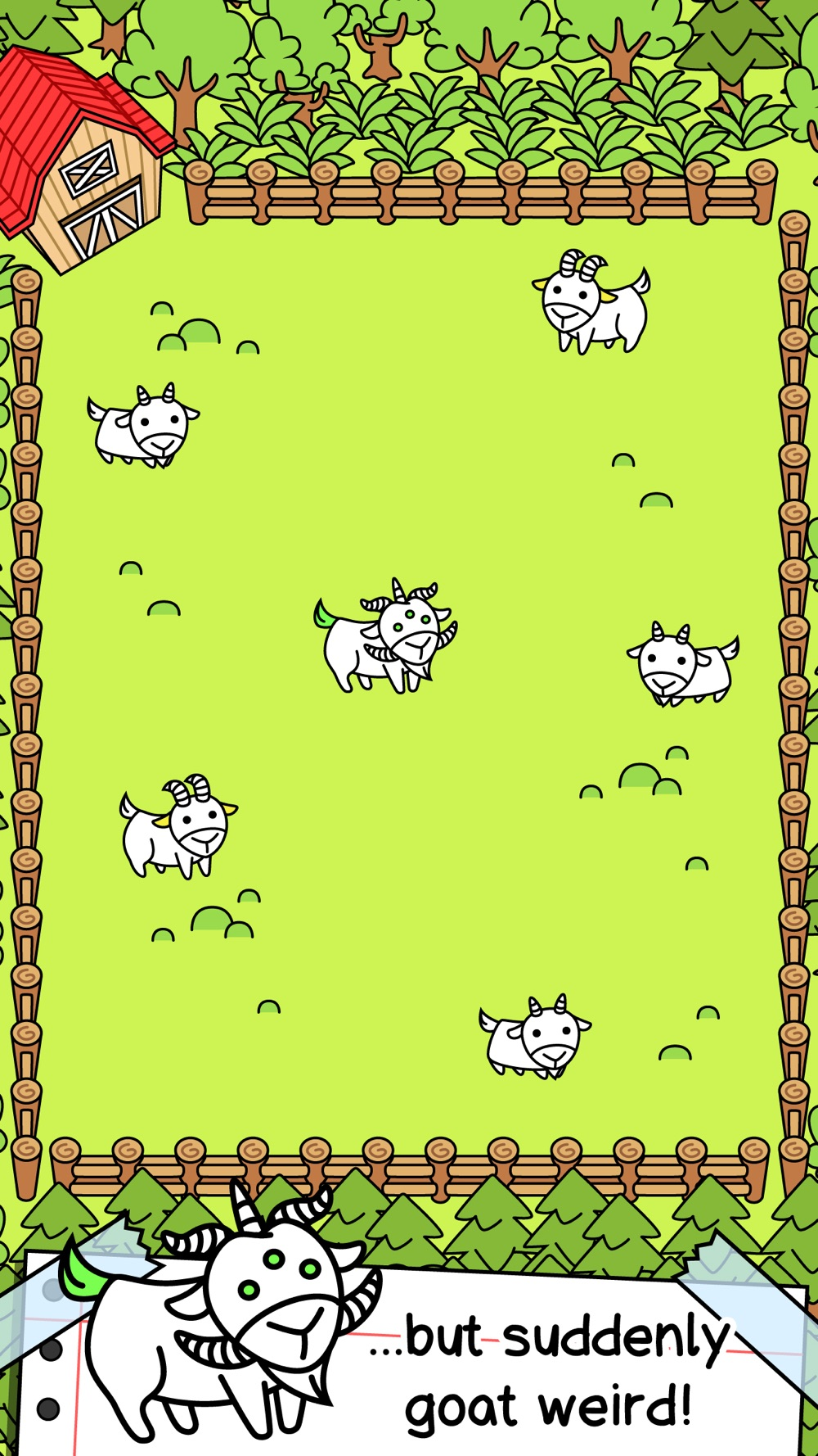 Goat Evolution | Clicker Game of the Mutant Goats hack tool