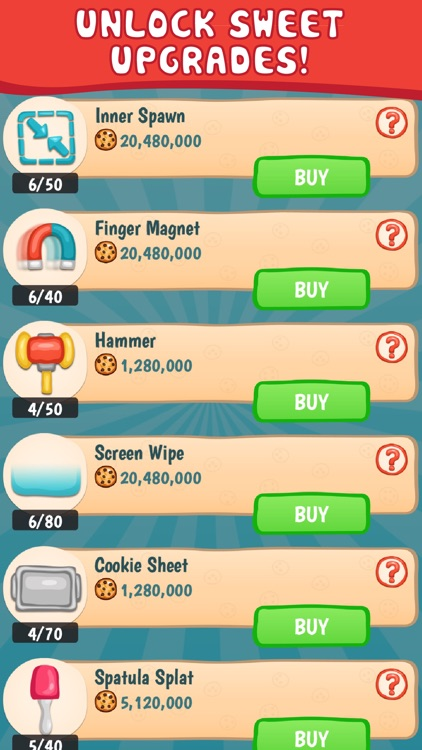 Cookie Collector 2 - Free Clicker/Incremental Game screenshot-3