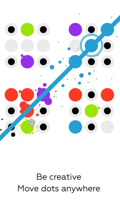 Dotello: Dots Match Puzzle screenshot-0