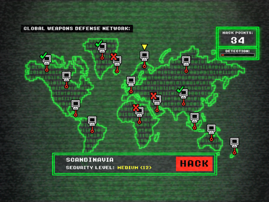 Nuclear Hack INC  - War Simulator | App Price Drops