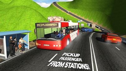 City Coach Bus Driver Simulator 2016 – Offroad Bus Hill Climbing Adventure-4