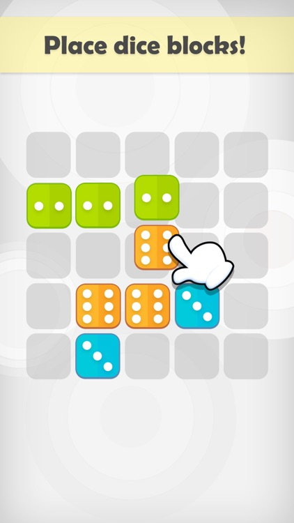 Dice Bomb - Merge Block Puzzle Game