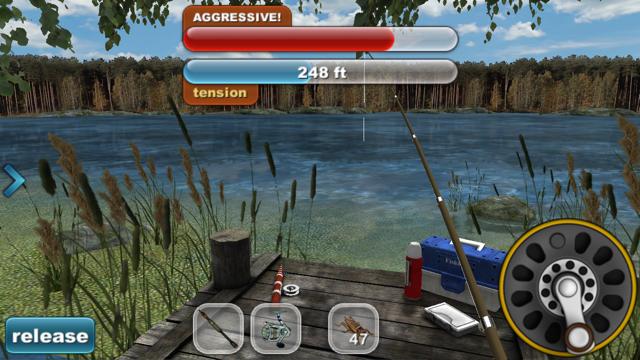 Fishing Paradise 3D Screenshot