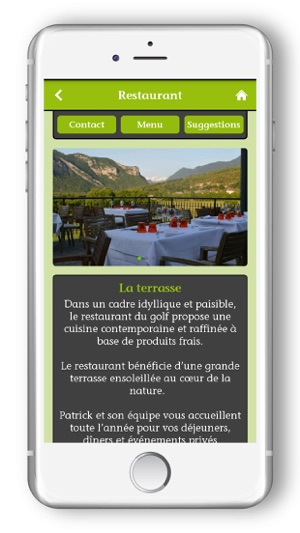 golf club de giez on the app store