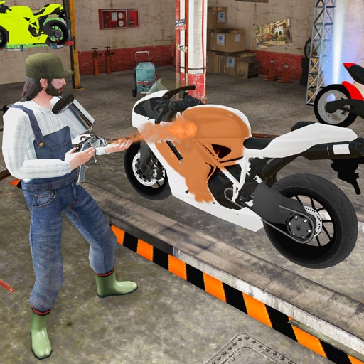 Virtual Repairman Garage 3D