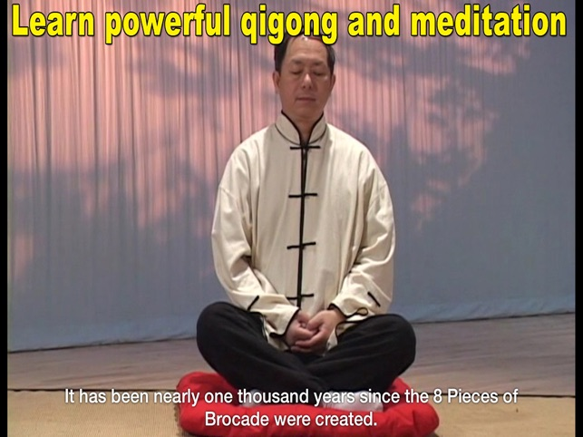Eight Brocades Qigong Sitting on the App Store