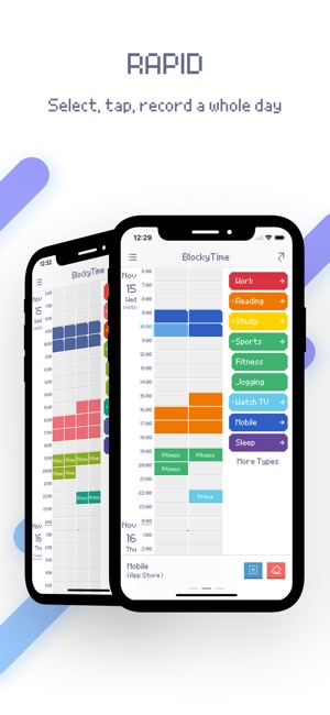 BlockyTime Screenshot