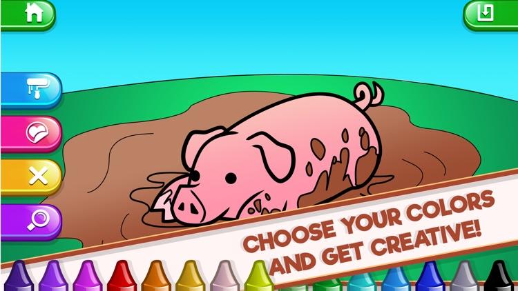 My Coloring Book: Kids screenshot-4