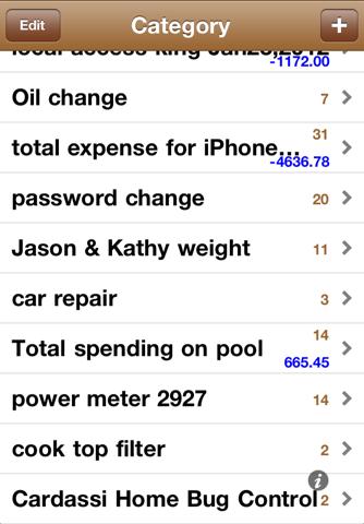 Business Tracker screenshot 3