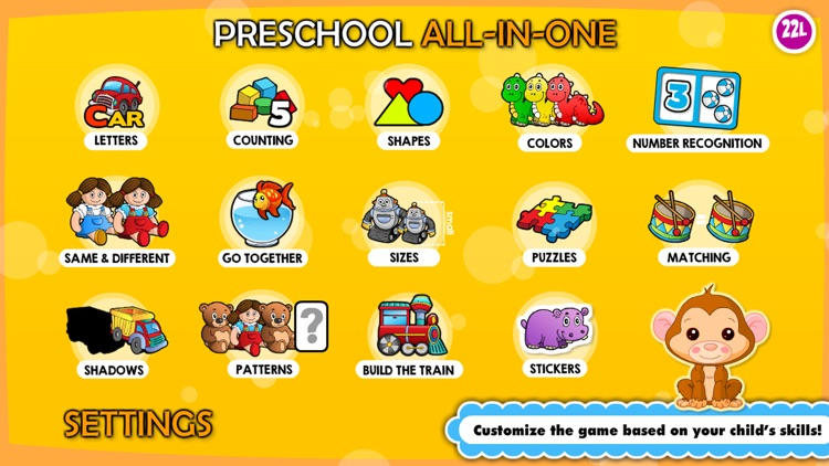 Shapes & Colors Learning Games for Toddlers / Kids screenshot-3