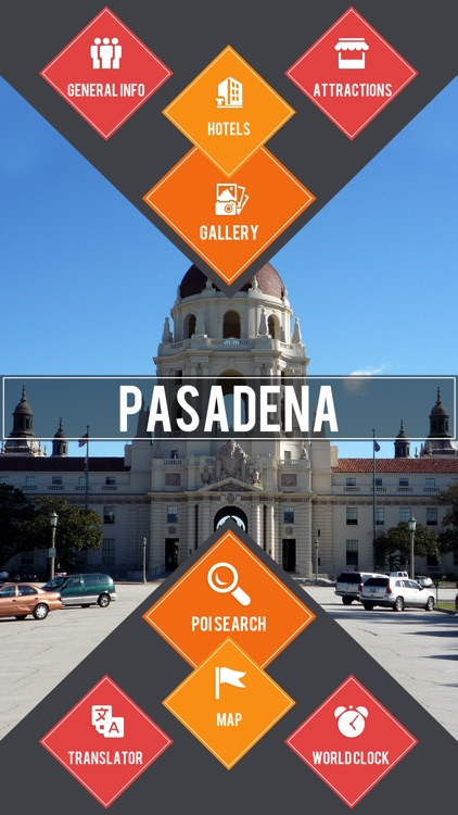 Pasadena City Guide screenshot-1