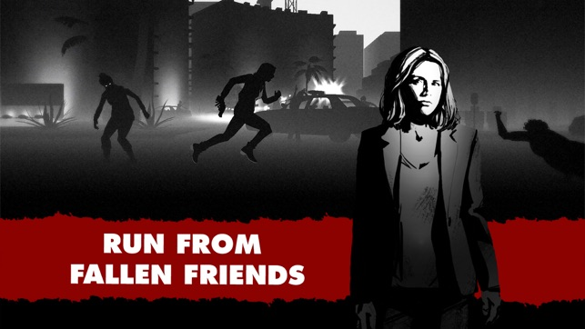 Fear the Walking Dead: Dead Run–Tactical Runner Screenshot