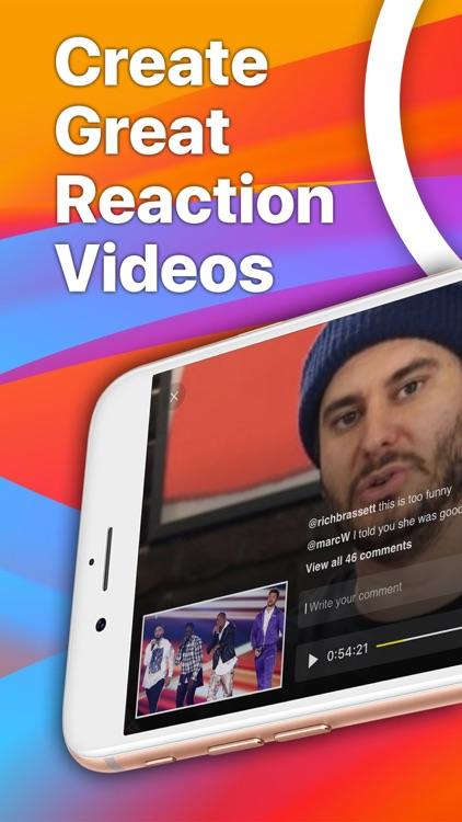Reactoo screenshot-0