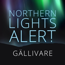 Northern Lights Alert Gällivare
