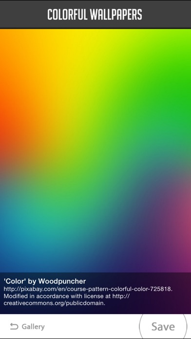 Colorful Wallpapers!Screenshot von 5