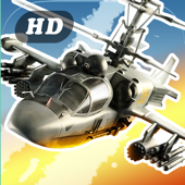 CHAOS Copters Combate HD - # 1 Multiplayer Helicopter Simulator 3D