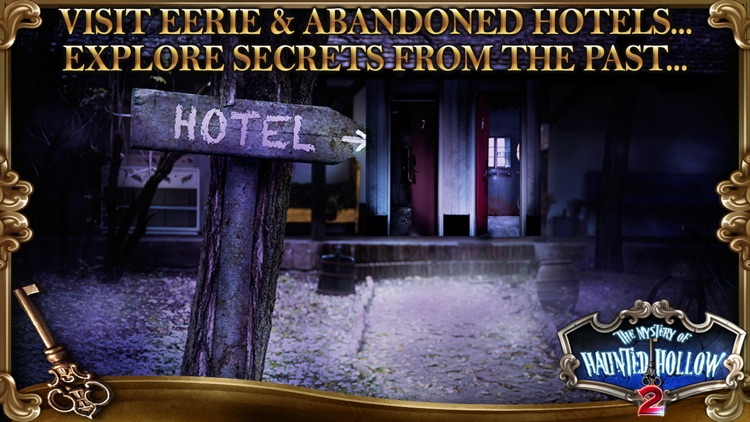 Mystery of Haunted Hollow 2: Point & Click Games