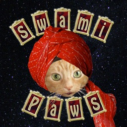 Swami Paws the LOLcat Fortune Teller