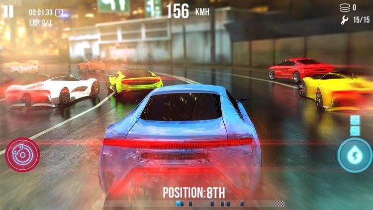 High Speed Race: Arcade Racing 3D screenshot-3