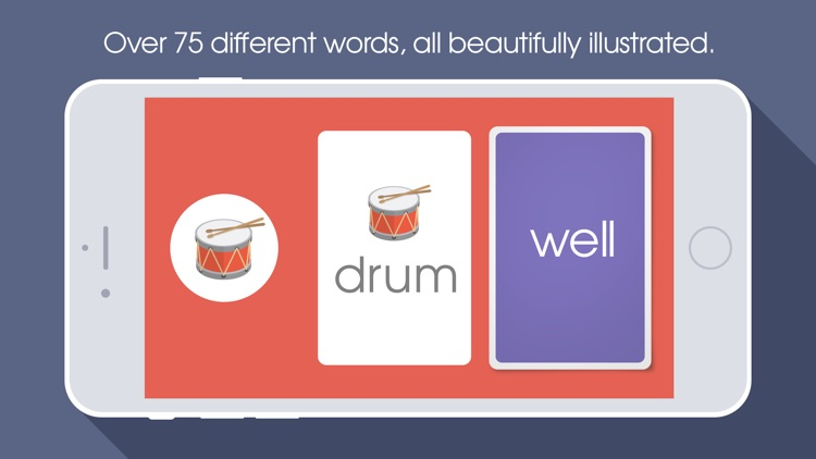 Nomocards 4 Letter Word Flash Cards By Itchy Brains