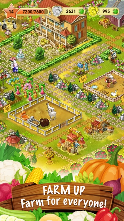 Jane's Farm: interesting game screenshot-0