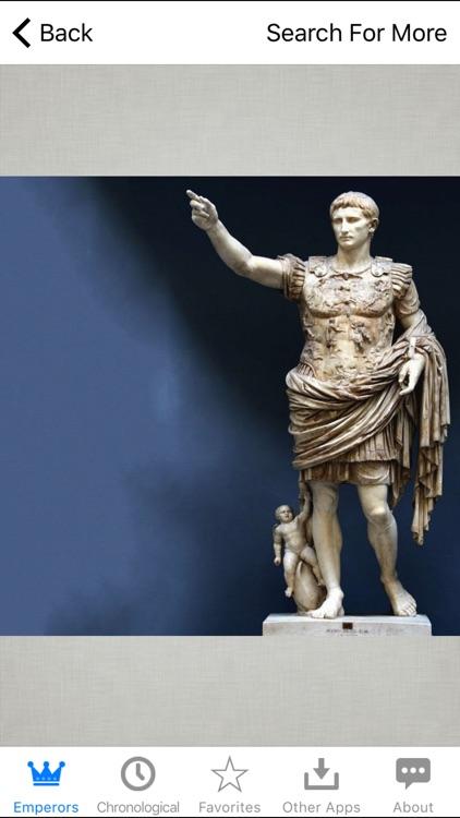 The Roman Emperors