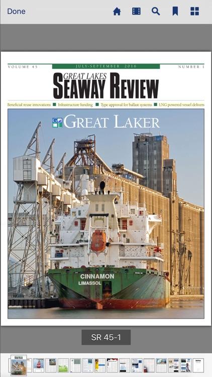 Seaway Review Vol 45 No 1