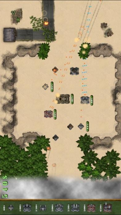 Tank Defender Warのおすすめ画像1
