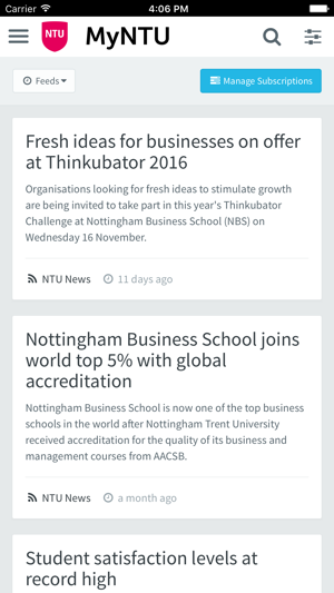 nottingham university email mac mail