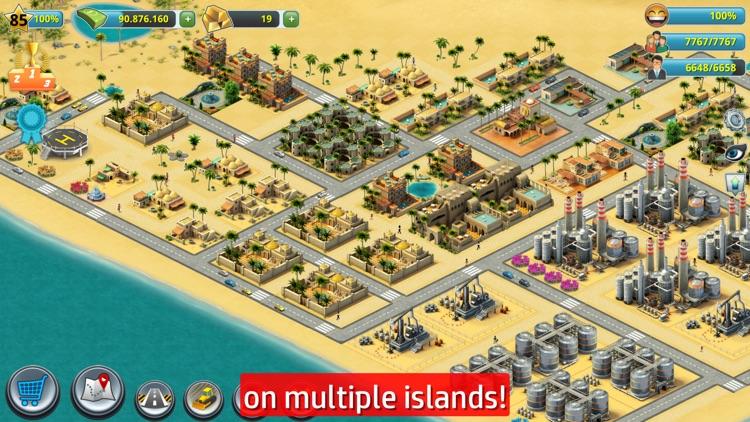 City Island 3 - Building Sim Village to Megapolis screenshot-4