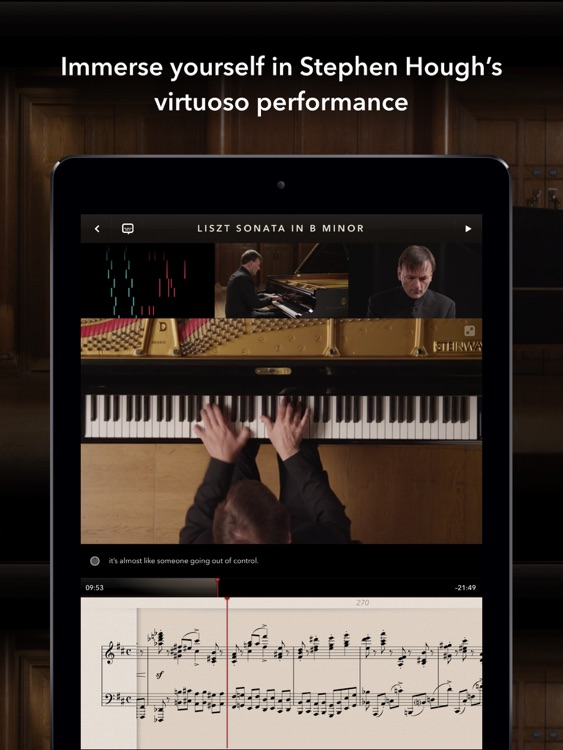 The Liszt Sonata screenshot-3