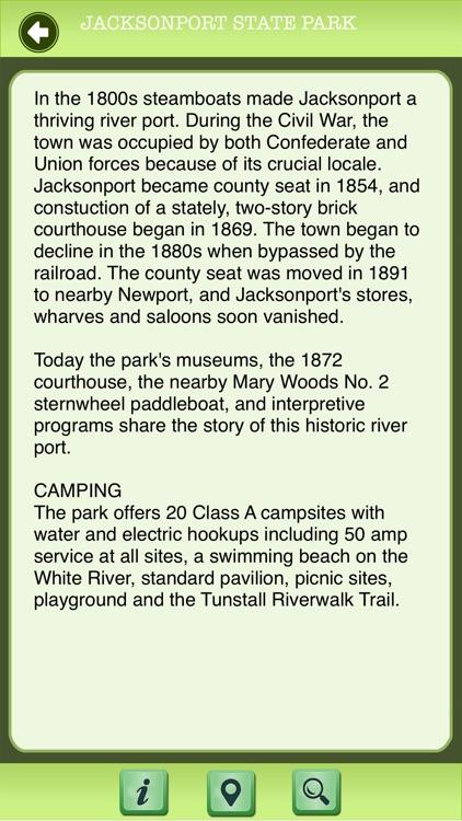 Arkansas - State Parks & National Parks Guide screenshot-3